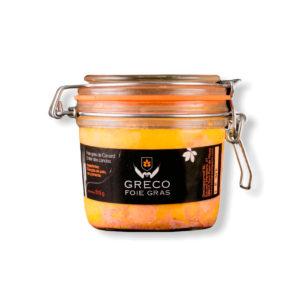 Foie gras entier conserva