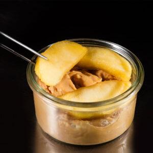 Greco Foie gras mi-cuit con manzana y Calvados
