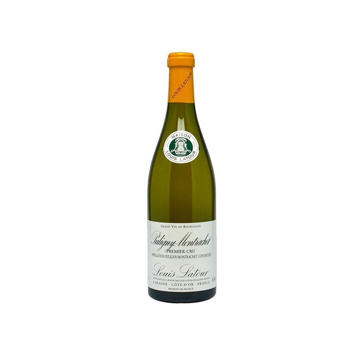 Puligny-Montrachet premier cru de Louis Latour 2016