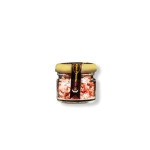 Sal de pimienta rosa