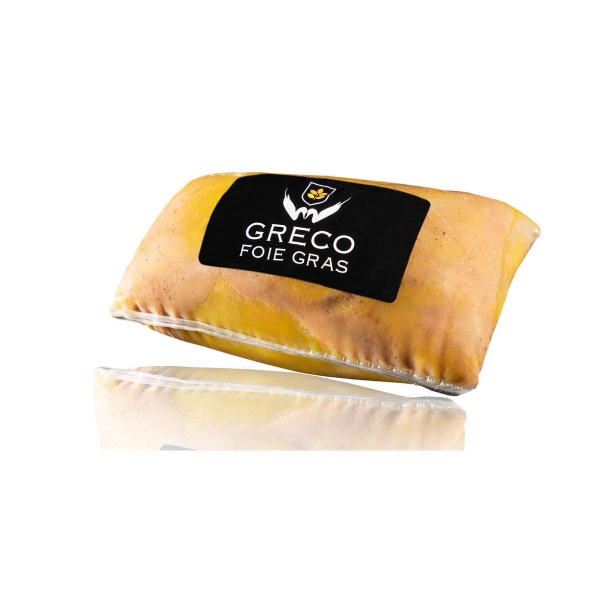 Foie gras mi-cuit al Armagnac