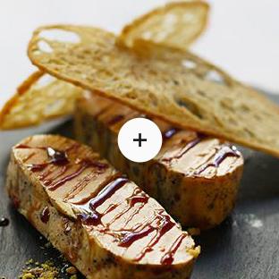 El Greco Foie gras Instagram