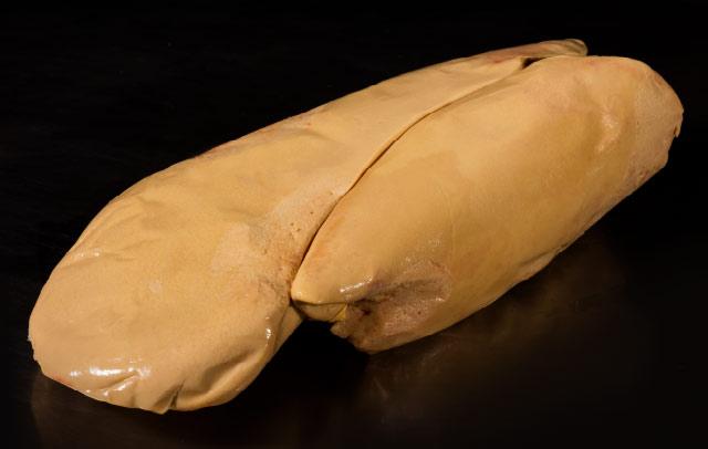 Foie Crudo