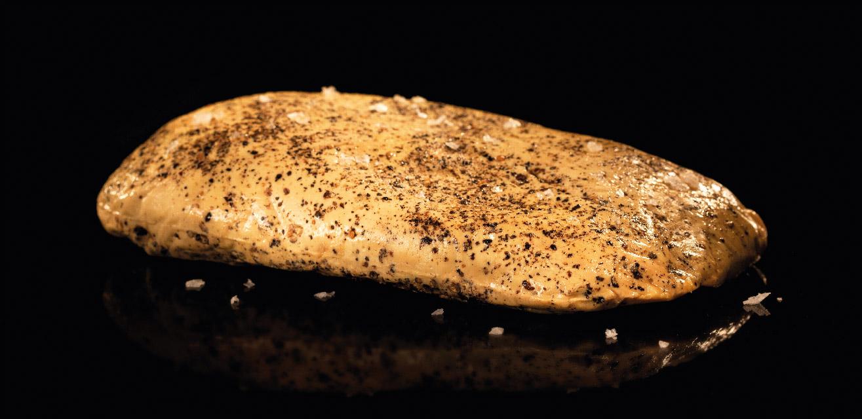 Lóbulo Foie Gras a la Sal