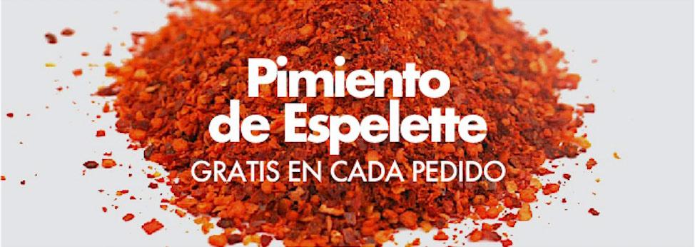 Pimiento de Espelette