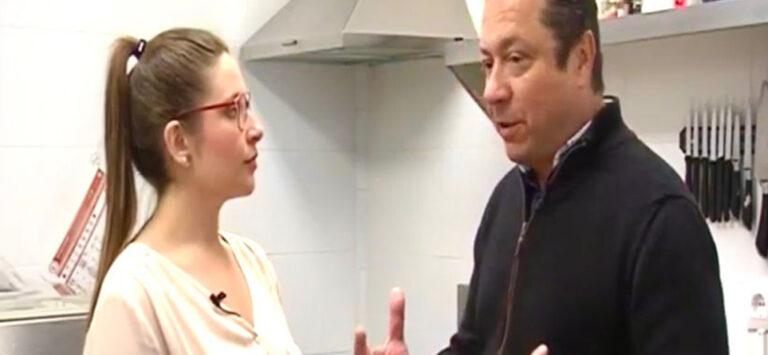 Entrevista para Canal Blau