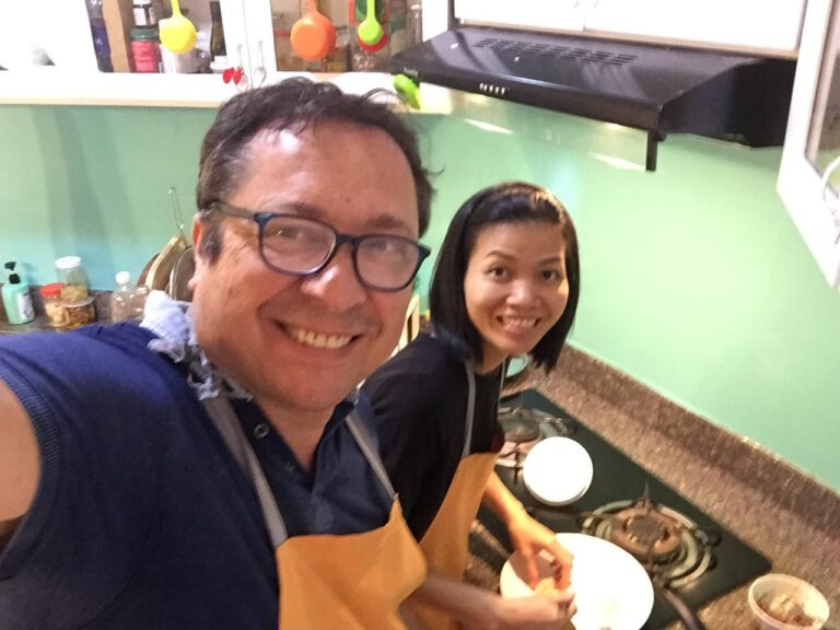 Cocinar en Vietnam